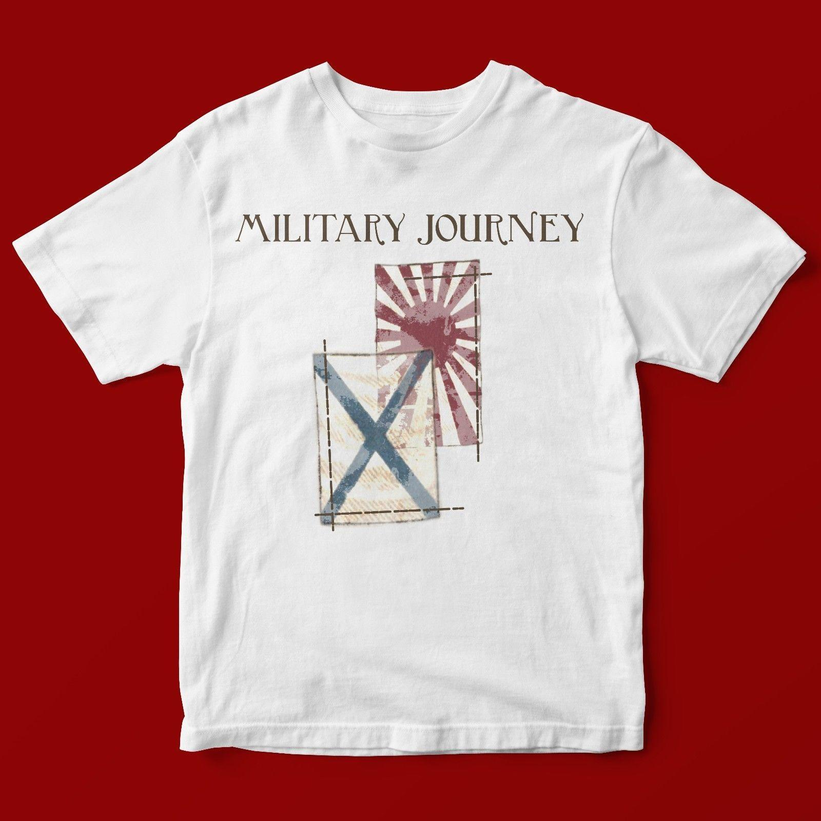 a99889728bb7 MILITARY JOURNEY T SHIRT UNISEX 502 T Shirts Buy Online Humor Tees From  Vectorbomb, $11.01| DHgate.Com