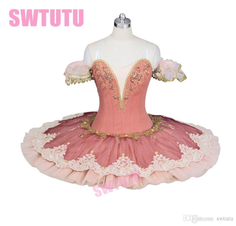 Acquista Adulto Tutu Di Balletto Costume BT9026 Adulto Peach Fairy Costumi  Di Balletto Professionale Le Donne Ballerina Ragazze Prestazioni Tutu . d404410735b
