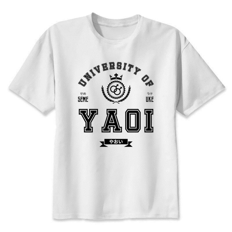 170c090ce Yaoi Men'S T Shirt Short Sleeve O Neck T Shirt Men Clothing Tops T2311  Funky Tee Shirts Humor T Shirt From Libaidunhuang, $6.1| DHgate.Com