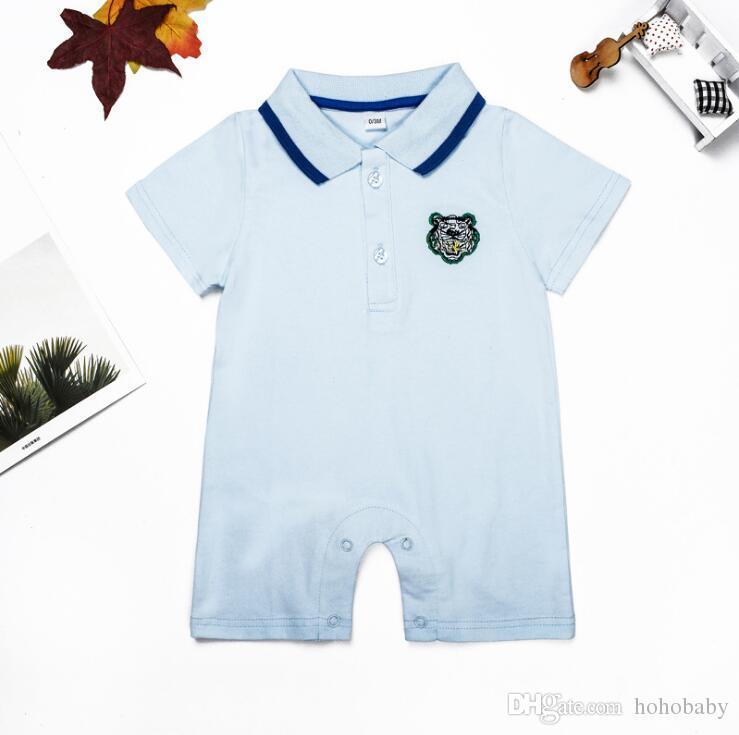 18c30a311eb1 Children s Wear Infant Rompers Short Sleeve Clothing Jumpsuit ...