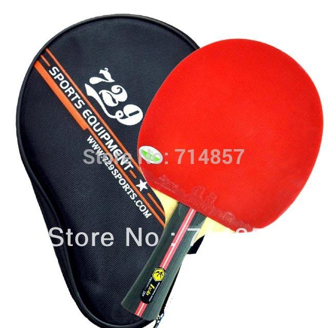 ede9df13d31 2019 Wholesale Original RITC 729 1 Star 1star, 1 Star Pips In Table Tennis    Pingpong Racket + A Bat Case Shakehand Long Handle FL From Ranshu, ...