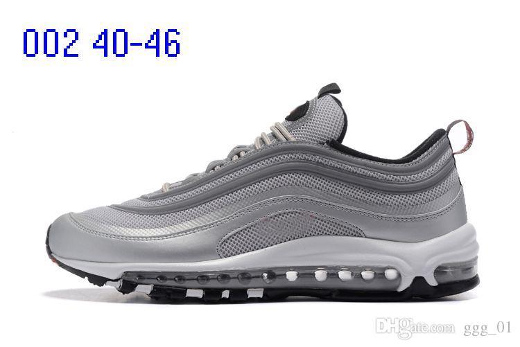 air max silver 97 uomo