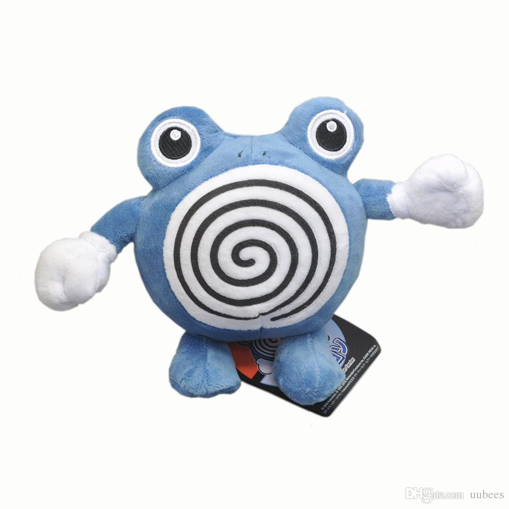 cb3dfdd2 2019 EMS Poliwag 15CM Plush Doll Stuffed Best Gift Soft Toy From Uubees,  $4.16 | DHgate.Com