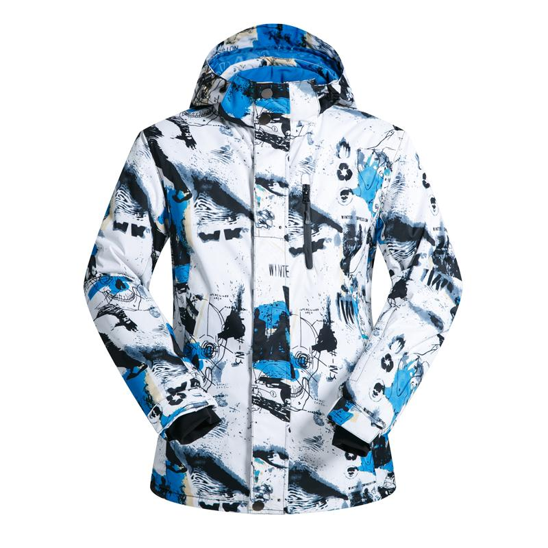 d6abd8237e Brand New Winter Ski Jackets Suit Men Outdoor Thermal Waterproof ...