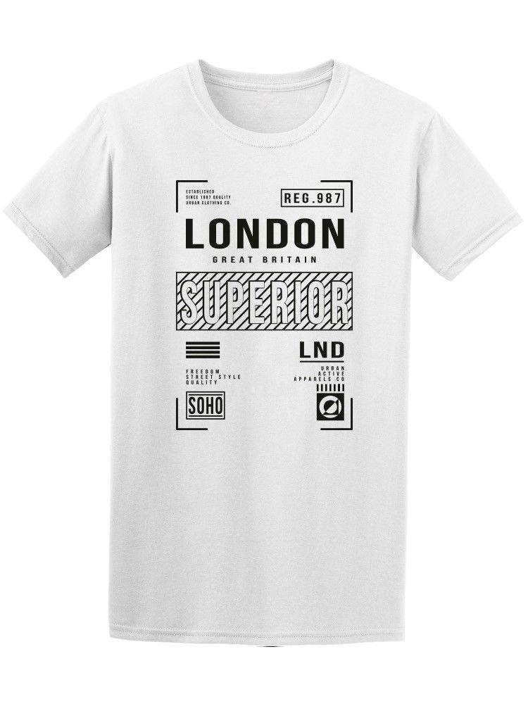 London City Great Britain Design Men's Tee The new popular T shirt hot promotion RETRO VINTAGE Classic t-shirt
