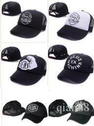 Hot Brand Baseball Cap Men Bone Deus Ex Machina Baylands Trucker Hat ... 79939824f9bf