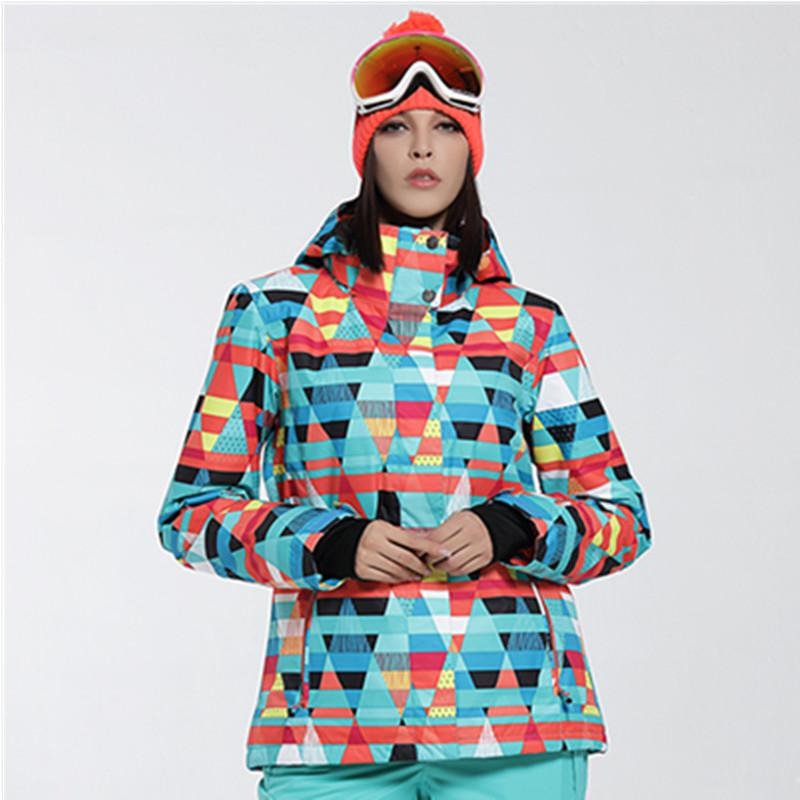 bed9948f83 2019 New Winter Ski Jacket Women Snowboard Jacket Womens Ski Suits Warm  Waterproof Snow Skiing Clothes Veste De Femme From Nicebetter