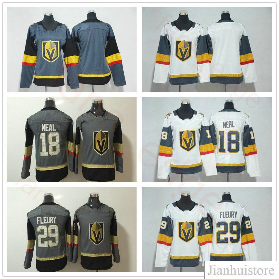 2018 New Season Vegas Golden Knights Jerseys 18 James Neal 29 Marc ... 2c188fa166