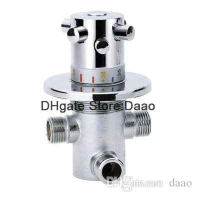 2019 Germany Quality Thermostatic Shower Valve Thermostatic Mixing