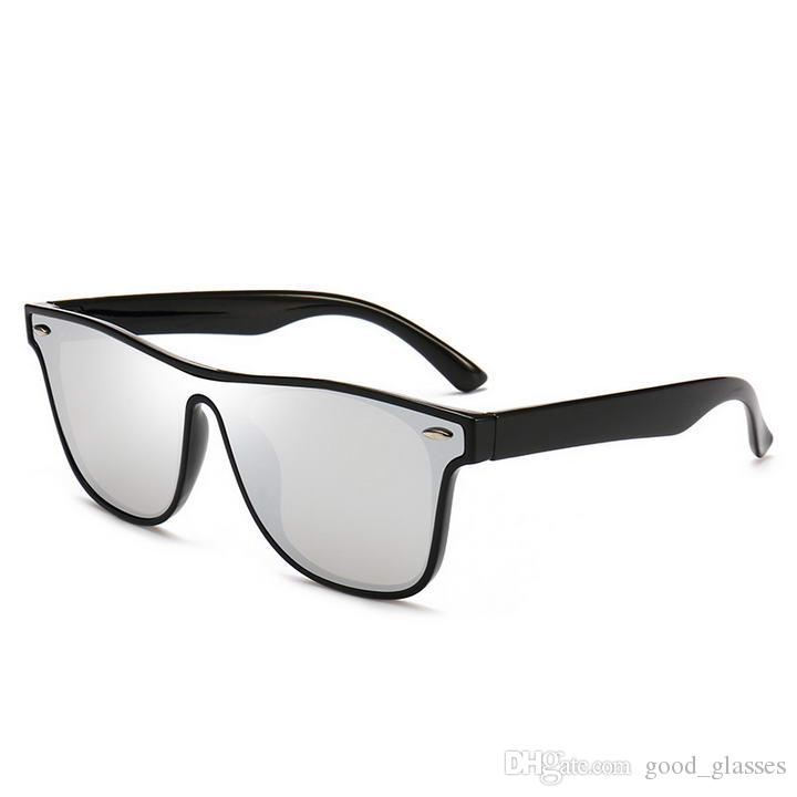 New Fashion Sunglasses Men Women Brand Designer Sports Cool Sun Glasses Mirrored Famous Eyewear with case online sale