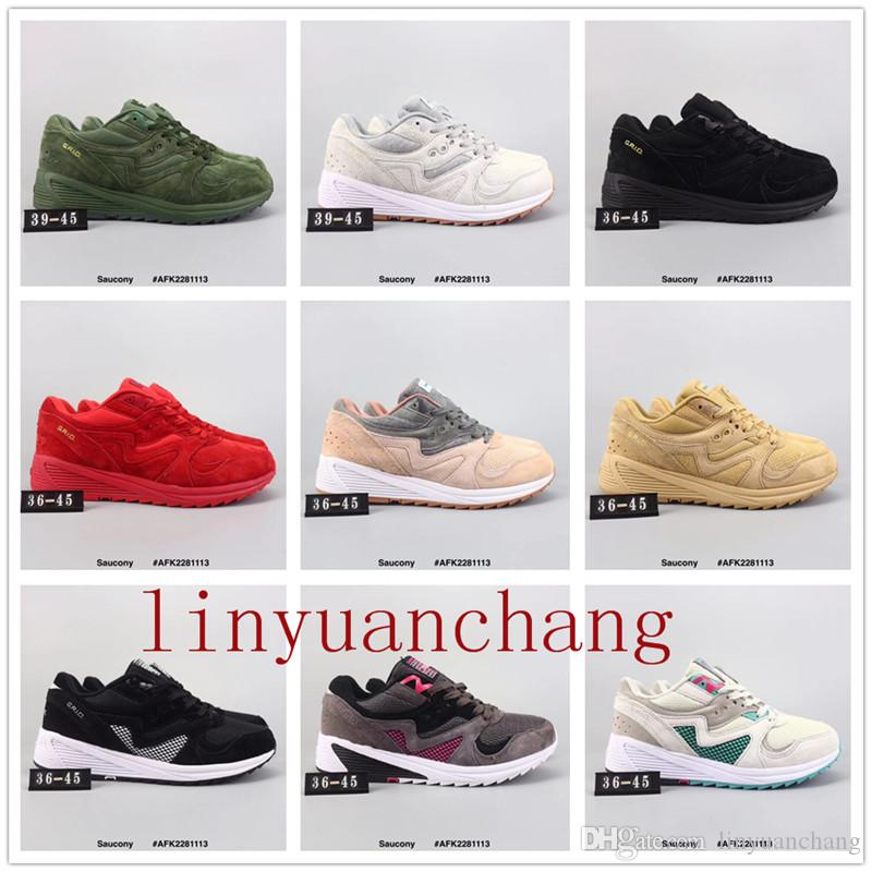 291f43f18fd4 Saucony Originals Jazz Shoes Low Pro Green White Chaussures Homme ...