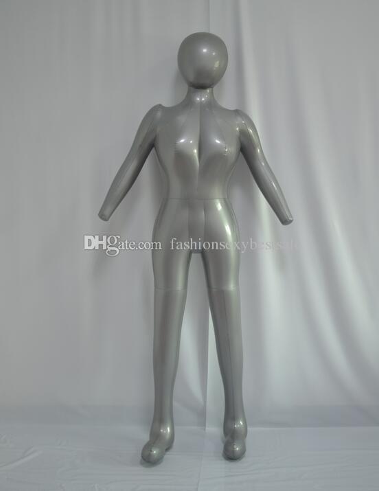 Atacado inflável torso, Inflável modelos Femininos, Mulheres pano carrinho de exposição, pvc swimsuit inflável sexy manequim mulher, corpo inteiro, M00358