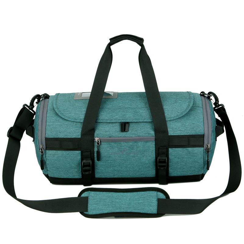 589c24c87c9c Gym Bag Waterproof Shoulder Sport Gym Bags for Shoes Storage Women ...