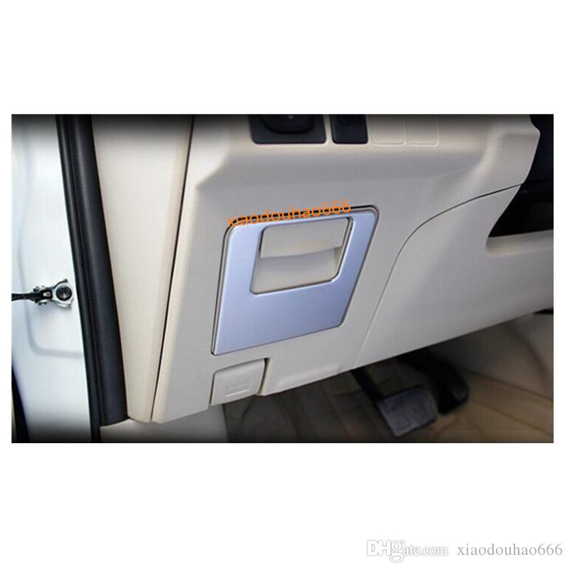 New Chrome Sunroof Handle Cover Trim Decoration For Ford Ecosport 2013-2016