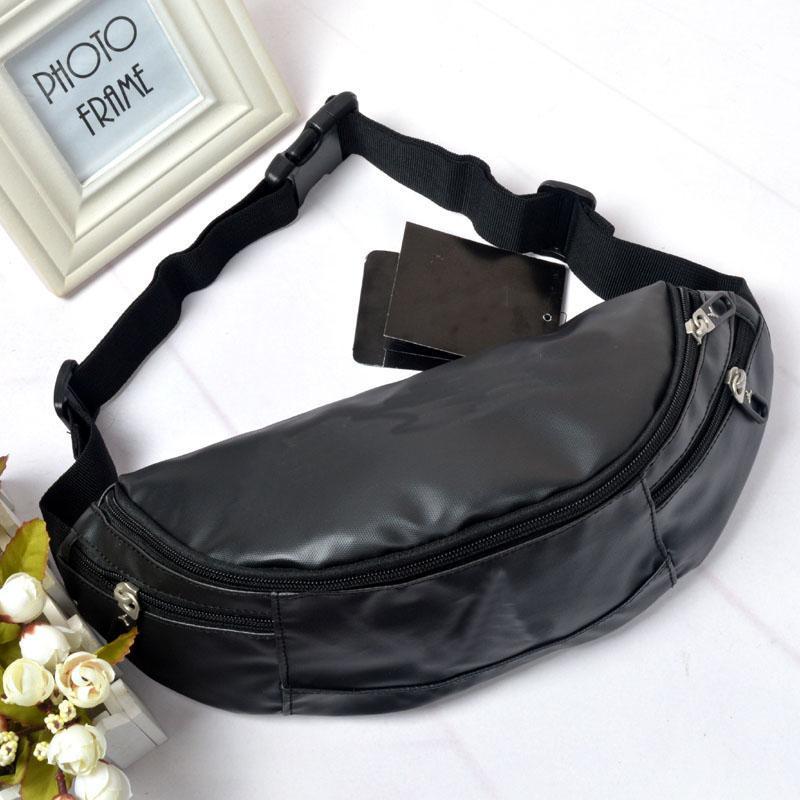 Fashion Mens Waist Bag Women Messenger Bags Functional Waist Pouch Fanny  Pocket Pack Crossbody Bags Oxford Pack Belt Bag for Phone 8363732b4b594