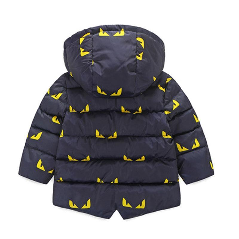 Bébé Garçon Enfant Manteau Manteau Décontracté Enfant Vestes pour Garçon Veste Hiver Chaud Enfants à Capuche Enfants Sweats Garçons Vêtements
