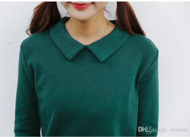 Le nouveau t-shirt à manches longues et à manches longues à manches longues pour femmes de cette année, à la mode et au style féminin