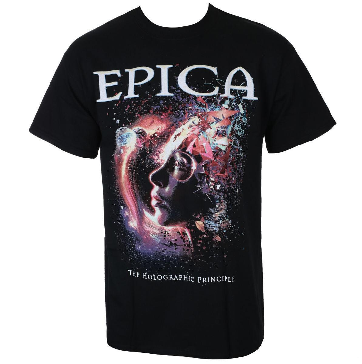 Epica The Holographic Principle T-shirt Herrenmode Musik
