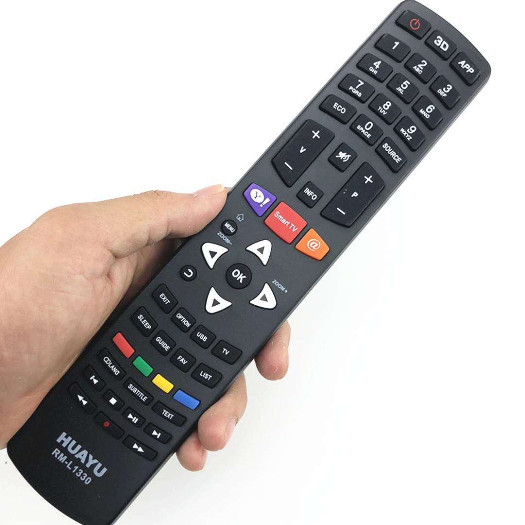 remote control suitable for TCL TV remote controller CSR722-TN1 Fit for TCL  3D TV Fit RC311 FMI3 RC311 FUI2 FUI1