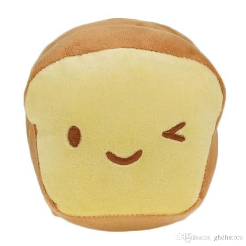 "Hot New 7"" 18CM Toast Bread Plush Doll Anime Collectible Dolls Stuffed Party Gifts Soft Toys"