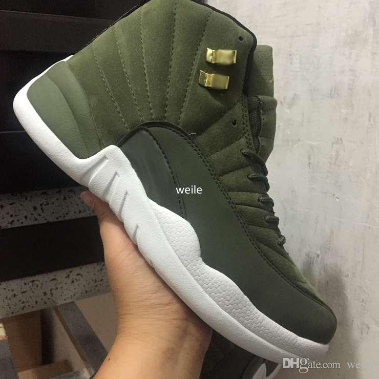 447560cd5b44 2019 2018 New 12 Graduation Pack 12s Mens Basketball Shoes Jumpman XII  CLASS OF 2003 CP3 Designer Sneaker Men Sports Trainers Size 7 13 From  Weile