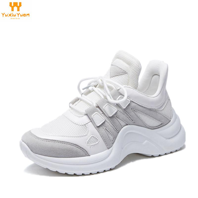 buy popular 2fdaf 17b8f Running Shoes Women Sneakers Women Sport Shoes Fandei 2017 Breathable Free  Run Zapatillas Hombre Mujer Sneakers For Girls