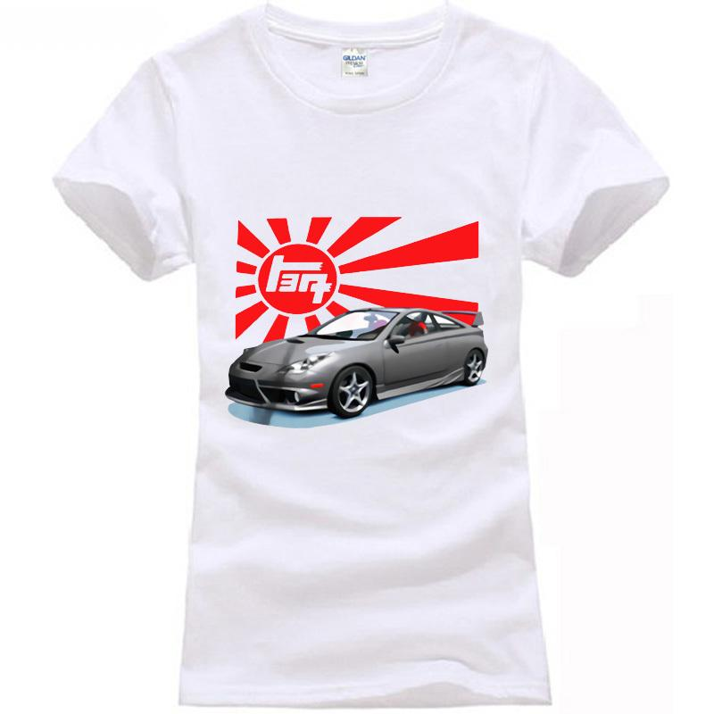 6d62ff663f3 Toyota Celica T230 JDM Fan T Shirt-in T-Shirts Online with  19.15 Piece on  Qz1409088365 s Store