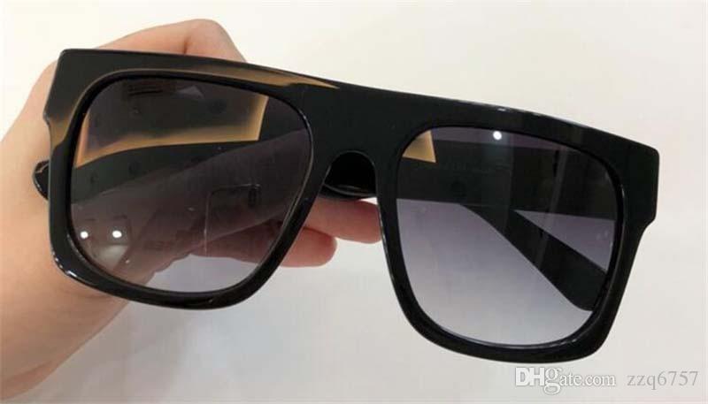 c4b29c02e0 Compre Nuevo Diseñador De Moda Gafas De Sol 0364 Marco Cuadrado Estilo  Popular Simple Uv400 Protección Al Por Mayor Gafas De Calidad Superior Con  Caja ...