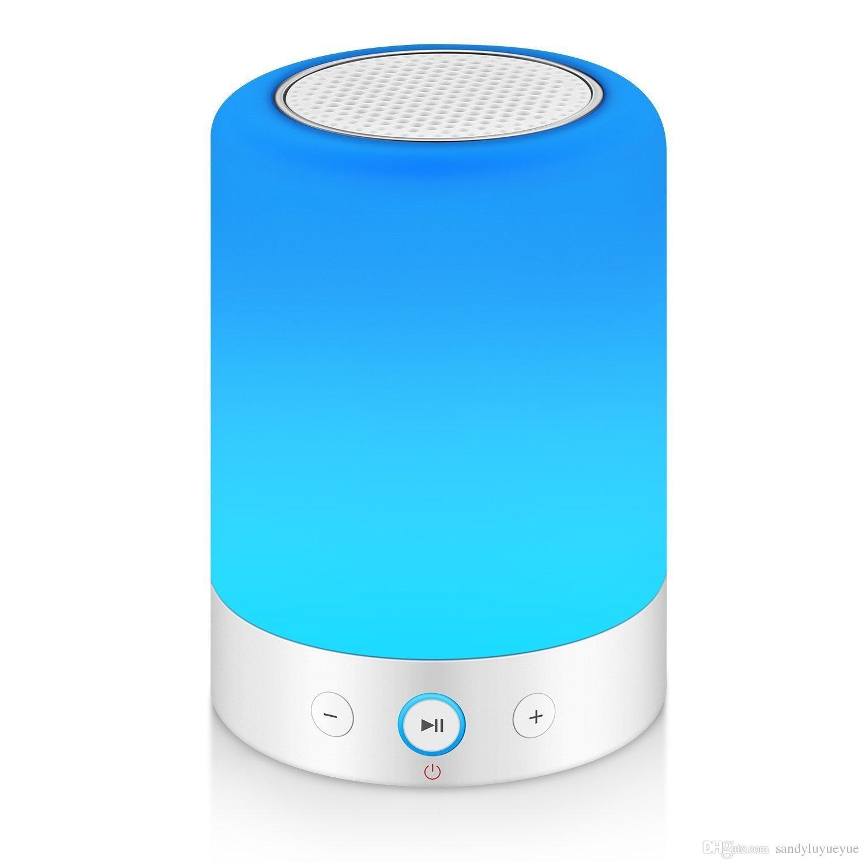 Chevet Parleur Couleur Led Lampe Changeante Président Humeur Haut Table Warm Avec Rvb De BluetoothDimmable Lumière White Tactile 4j3ARL5