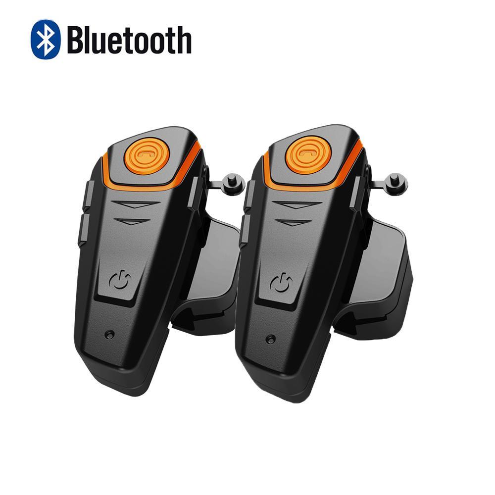 Bluetooth Intercom Review - webBikeWorld
