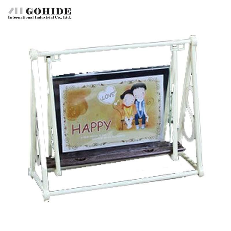 DUH Cartoon Baby Swing Rectangle Shape Photo Frame 5 6 7 Inche ...