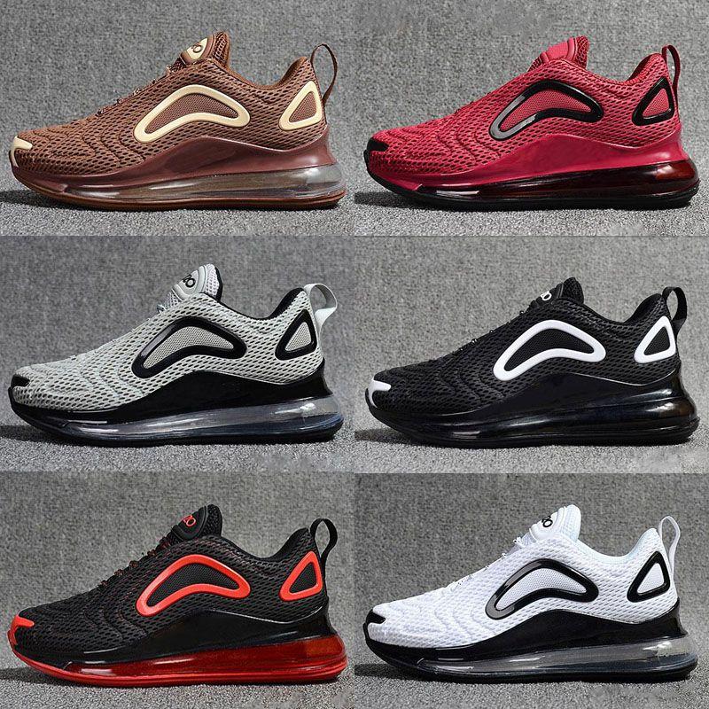 buy online 489f3 d30ee ... OG Zapatillas De Running Para Hombre Diseñador Triple Negro Bullet Air  Zapatillas De Deporte Para Hombre 720s 72C TPU Tn Zapatillas Deportivas  Calzado ...