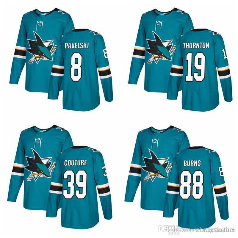 more photos fa703 c9e60 spain san jose sharks burns jersey 498d3 eab82