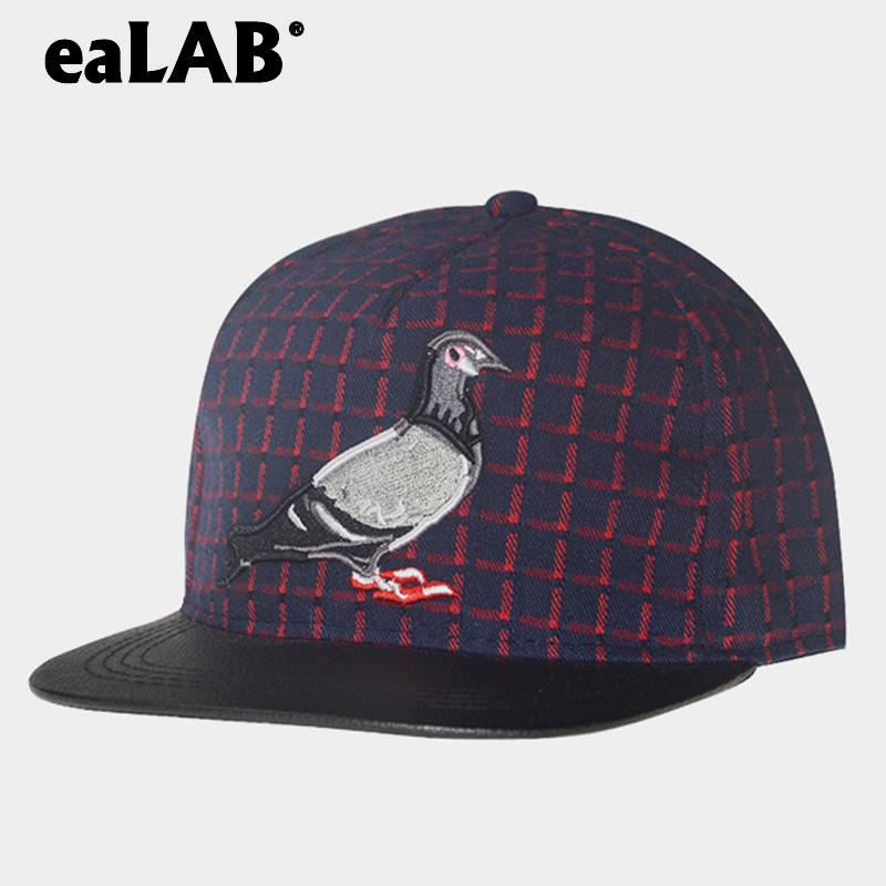 Hip Hop Snapback Caps Men Brand Cartoon Embroidery Bird Women Sport  Straight Visor Male Bone Fitted Cap Snapback Baseball Hats Custom Caps Cool  Caps From ... 6c7f22110462