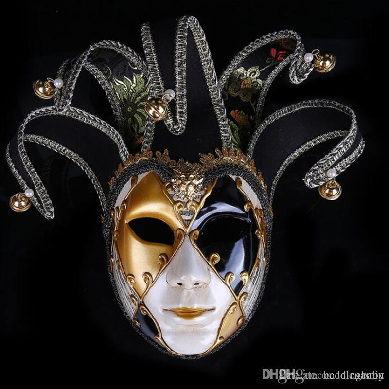 muti venice mask halloween male female mask personality gifts clown