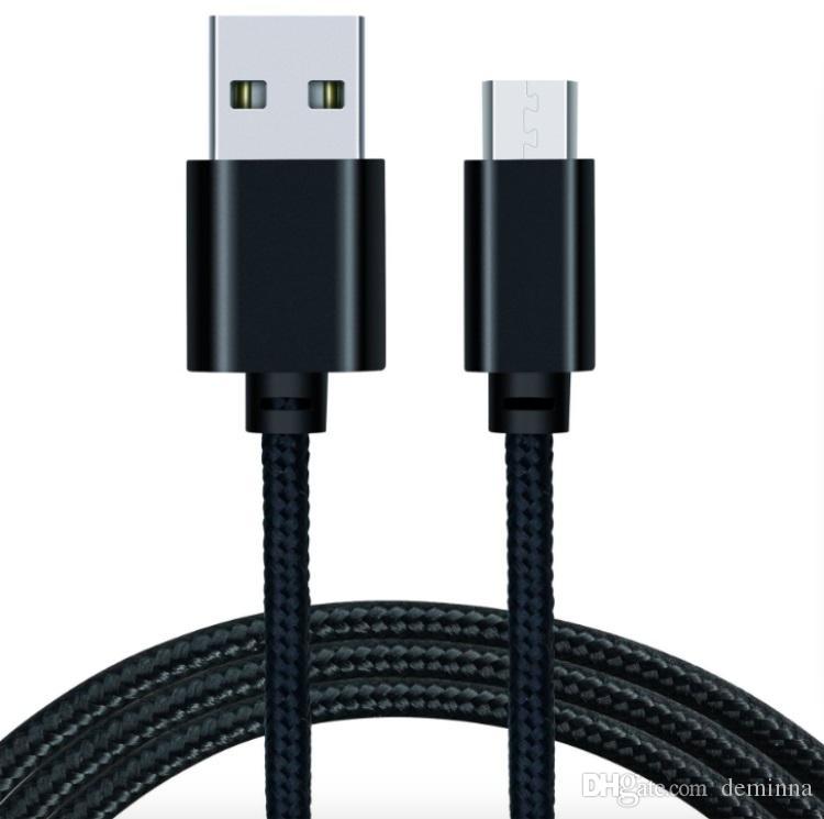 Long Cable Usb Vente Chaude Câble Tressé