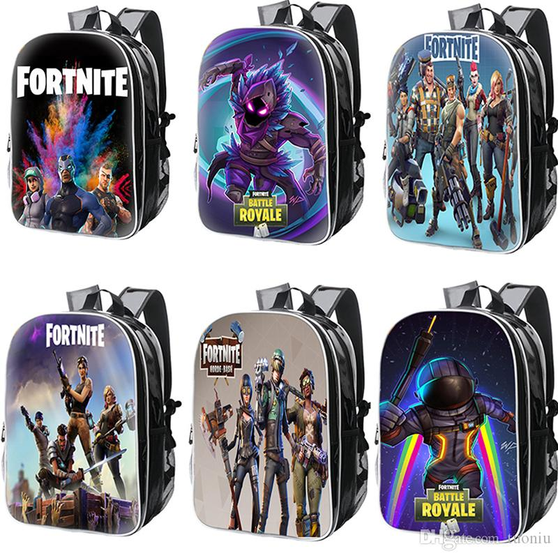 12 Styles Backpacks Game Around the Shoulder Bag Starry Night Sky Bag for Boys  Girls Battle Royale Schoolba Accessories Bags Backpacks Online with ... 5df0d0f6a731b