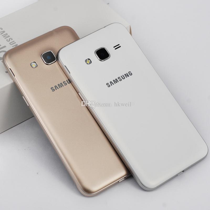 Original Reconditionné Samsung J320F J320A J3 2016 J320 Original Lcd Unique Sim 1.5G RAM 8G ROM 5.0inch Smart Téléphone