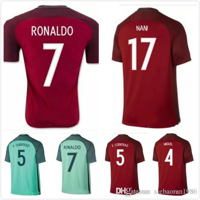 9bcf0ff50 16 17 Best Quality QUARESMA Soccer Jersey 2016 2017 NANI QUARESMA ...