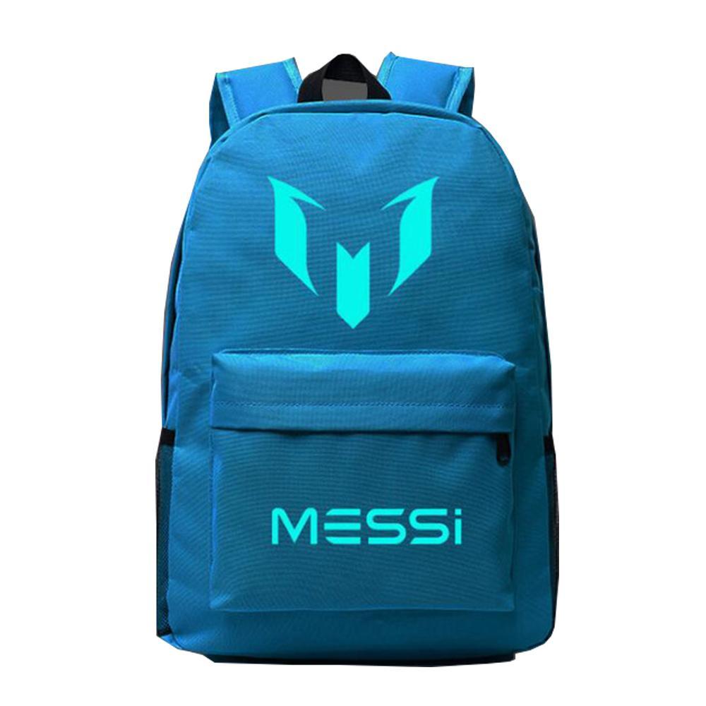 d593593d7e4 NEW HOT-sale Logo Messi Bag Men Travel Shoulder Gift Kids Teenage ...
