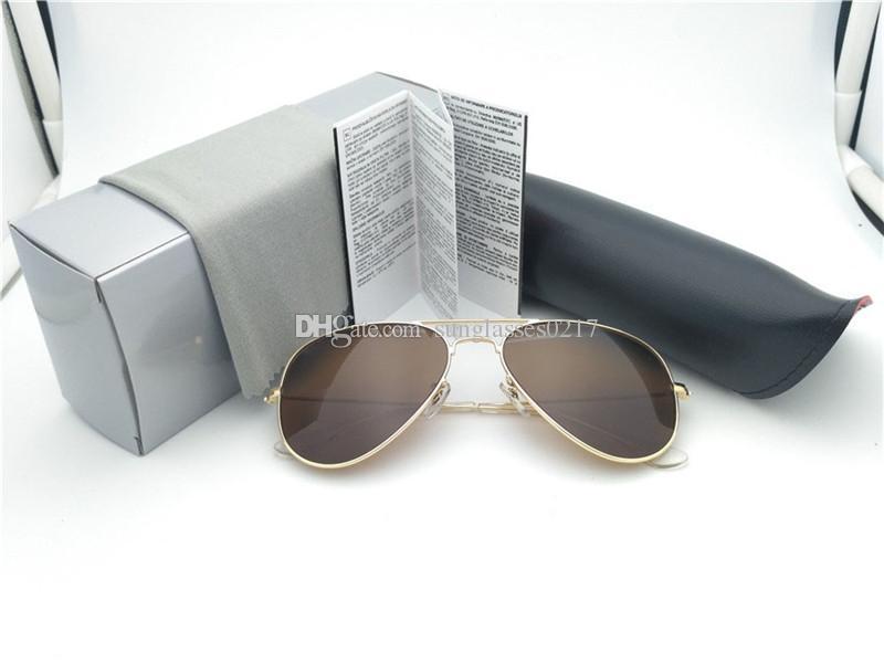 adbad15406 Compre Gafas De Sol Más Baratas Mujeres Hombres Marca Marco De Metal Lentes  Polarizadas Únicas Recubrimiento Uv400 Gafas De Sol Gafas Gafas Con Caja Y  ...