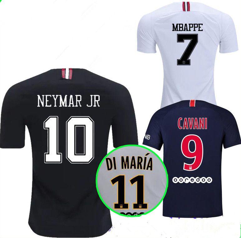 a1b7efcf02e ... norway 2018 paris saint germain psg soccer jersey 19 18 7 mbappe 6  verratti 9 cavani