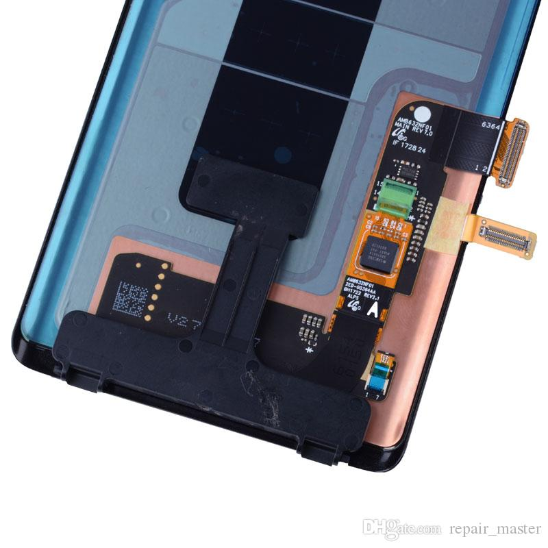 ORIGINAL For Samsung Galaxy Note 8 LCD Display With Touch Digitizer Complete Screen Full Assembly Replacement N9500 N950F For Samsung lcd
