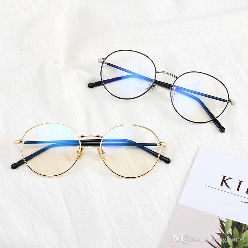 New Fashion Designer Plain Glass Spectacles Full Frame Cd885206 ...