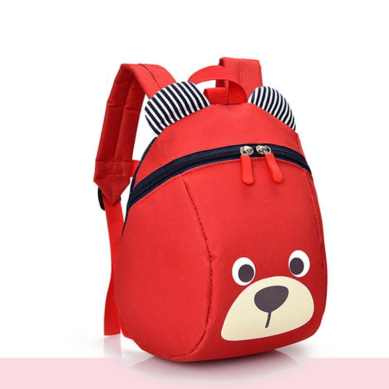 e11c3c3384 2019 Kindergarten Baby Boy Girl Backpack Fashion Cartoon Cute Anti Lost Baby  Child School Bag 1 6T Backpack From Paradise02