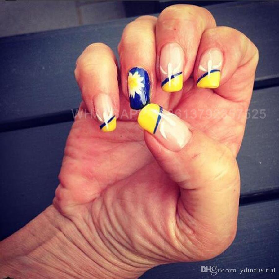 Built nail