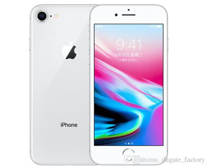 4.7inch 5.5inch Apple iPhone8 Iphone 8 Plus Hexa Core 12MP With Fingerprint 4G LTE Mobile Phone Refurbished Cell Phones
