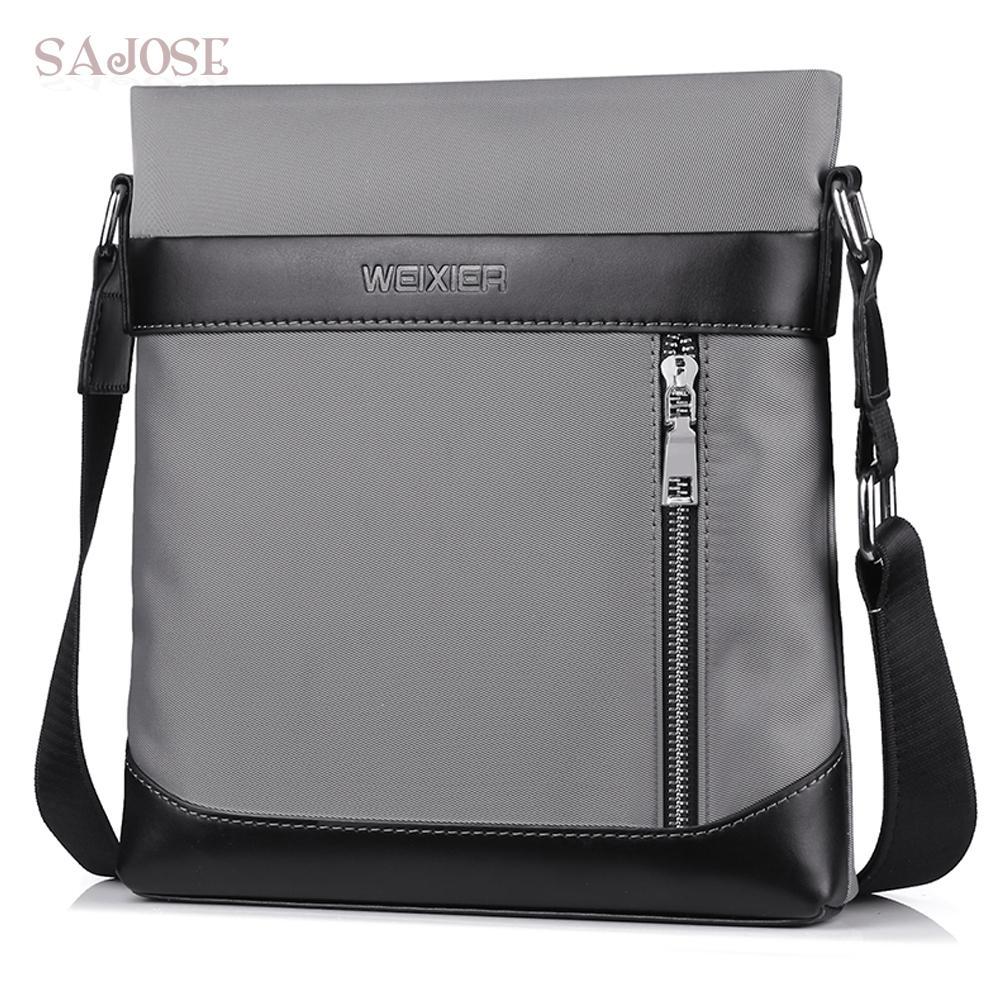 ca1137776ee3 Classic Simple Design Business Man Bag Vintage Brand Messenger Bag Casual  Waterproof Oxford Shoulder For Male Bolsa Hot Designer Handbags On Sale  Purses On ...