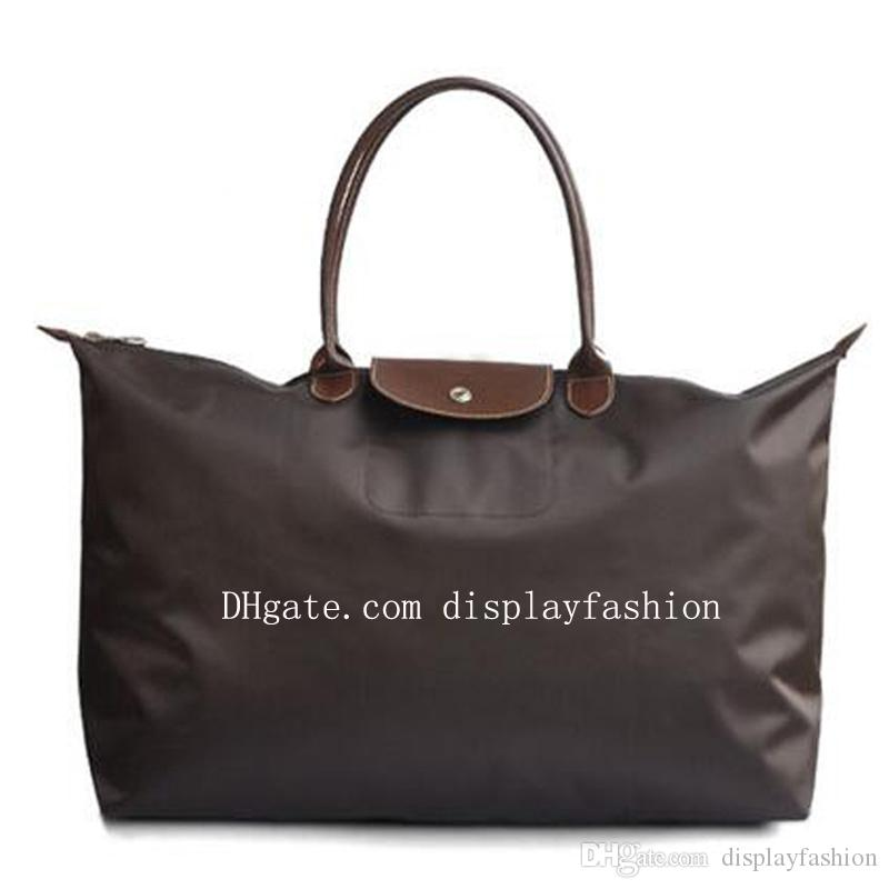 Classic Fashion Brand Designer Waterproof Women Nylon Handbags Long handle Women's Shoulder Bags Casual Totes shopping bag
