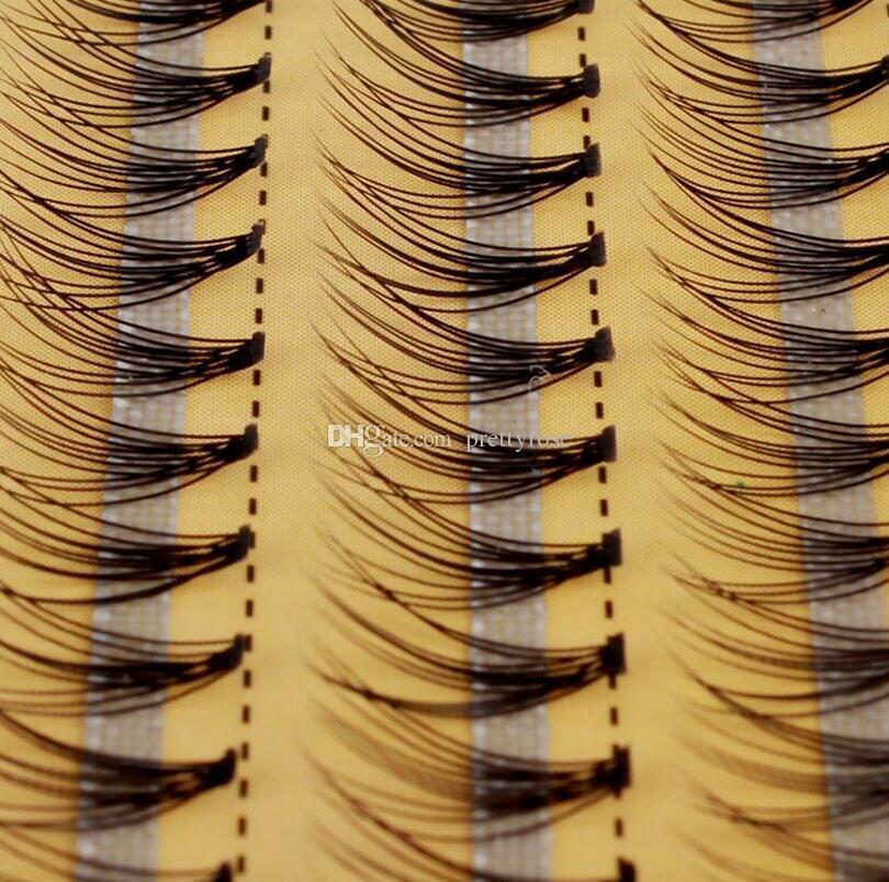10 Radici Natural Soft Long Visone Ciglia finte Ciglia Finte Ciglia Finte Extension planting ciglia innesto ciglia finte